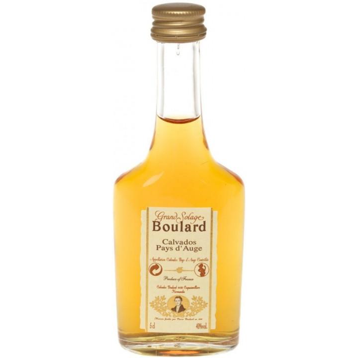 "Кальвадос Boulard, ""Grand Solage"", Pays d'Auge AOC, 50 мл"