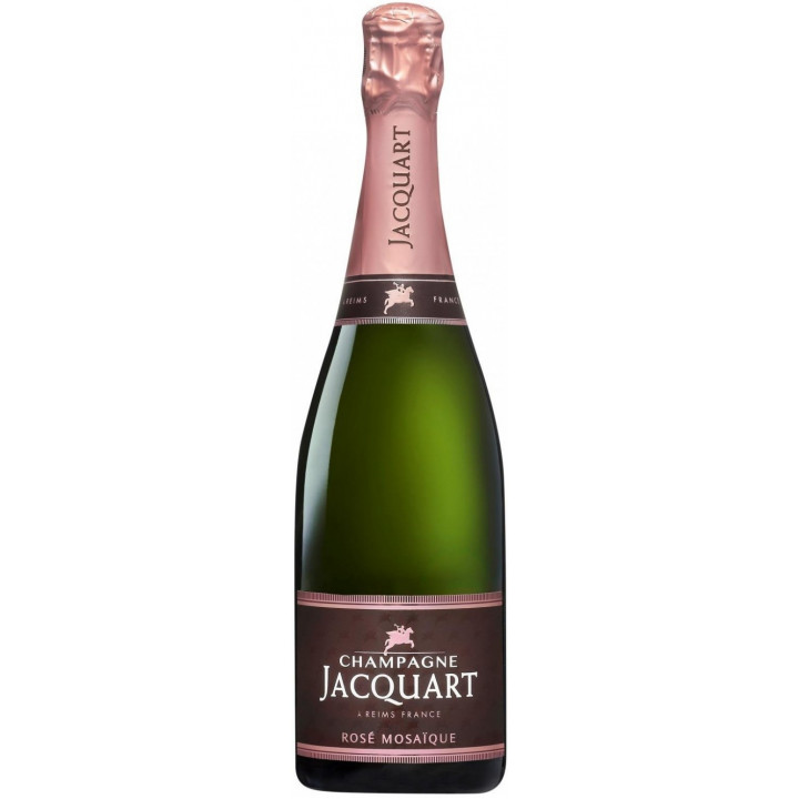 "Шампанское Jacquart, Rose ""Mosaique"""