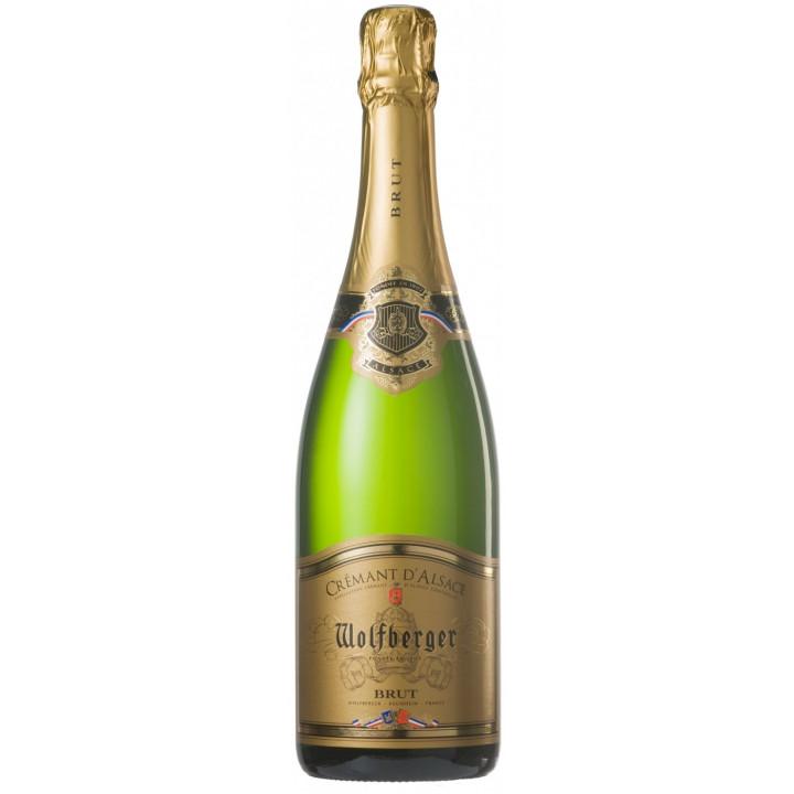 Игристое вино Wolfberger Cremant d'Alsace Brut