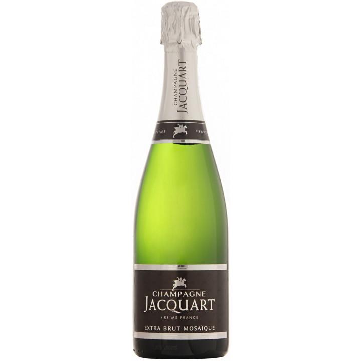 "Шампанское Jacquart, Extra Brut ""Mosaique"""