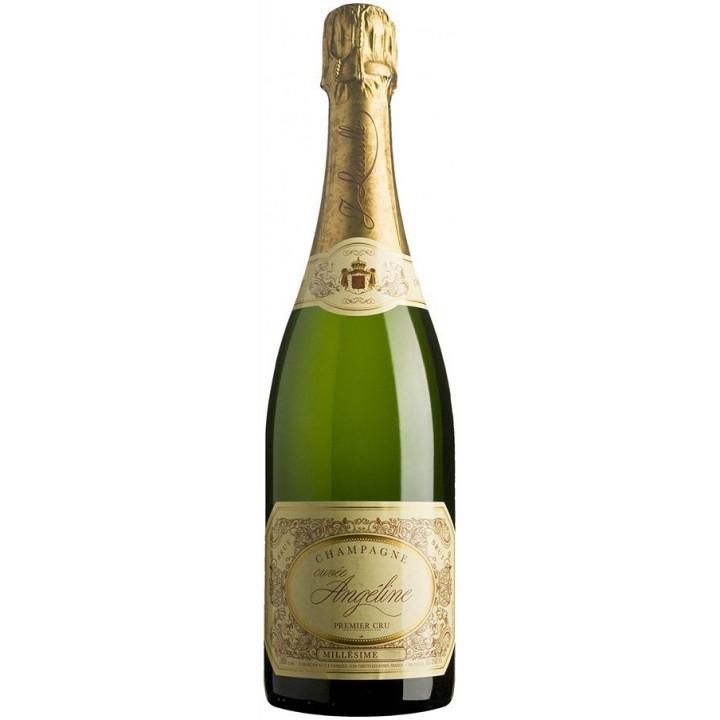 "Шампанское J. Lassalle, ""Cuvee Angeline"" Brut, Premier Cru Chigny-Les-Roses, 2009"