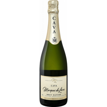 "Игристое вино ""Marques de Lares"" Brut Nature, Cava DO"