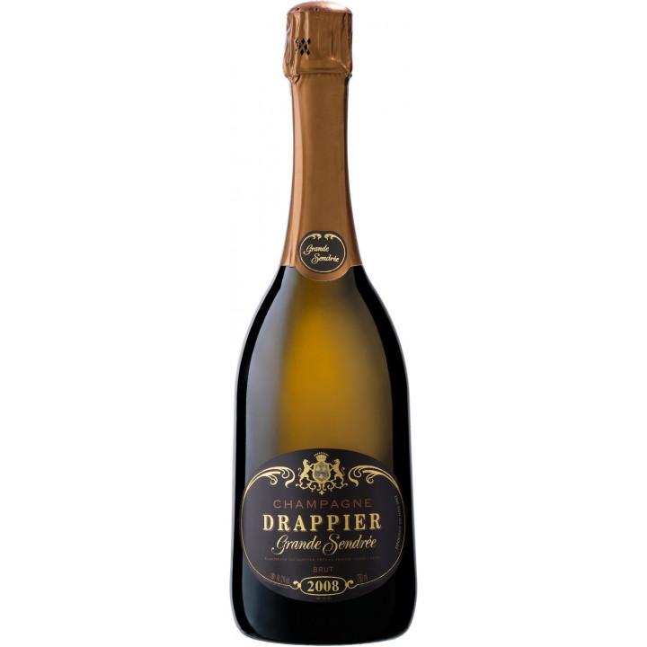 "Шампанское Champagne Drappier, ""Grande Sendree"" Brut, Champagne AOC, 2008"