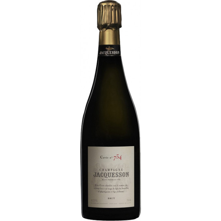 "Шампанское Jacquesson, ""Cuvee № 734"" Brut"