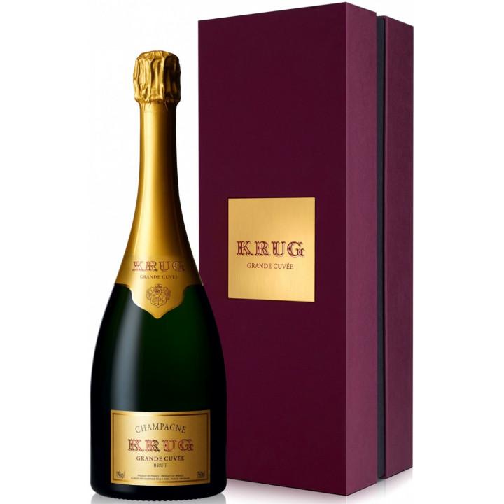 Шампанское Krug Grande Cuvee in gift box