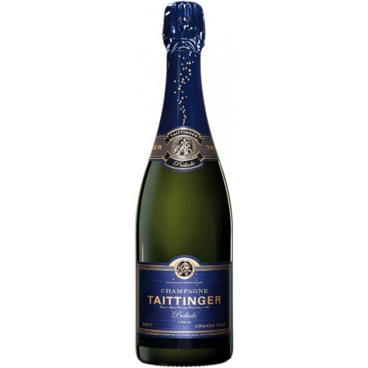 Шампанское Taittinger, Prelude Grands Crus Brut