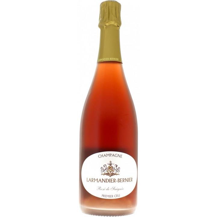 Шампанское Larmandier-Bernier, Extra Brut Rose de Saignee Premier Cru