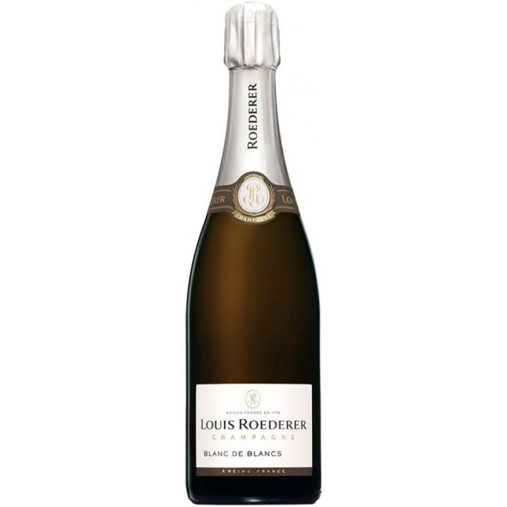 Шампанское Louis Roederer, Brut Blanc de Blancs, 2010