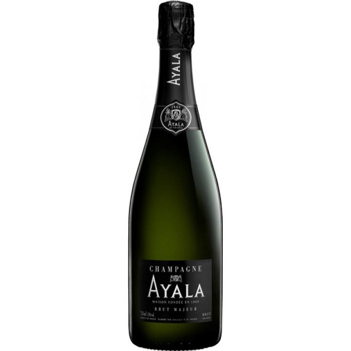 """Шампанское Ayala, """"Brut Majeur"""" AOC"""