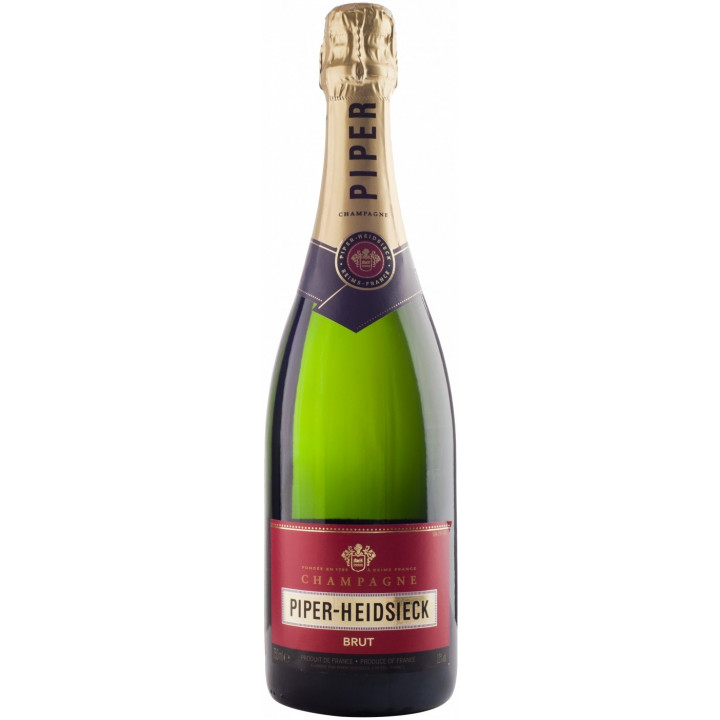 Шампанское Piper-Heidsieck, Brut