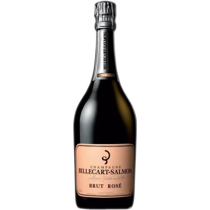 Шампанское Billecart-Salmon, Brut Rose