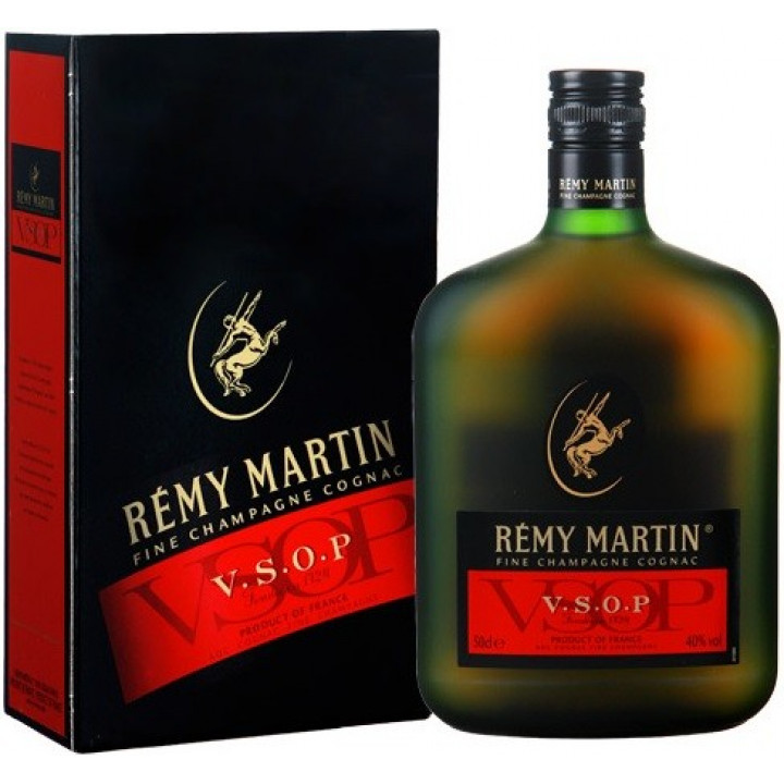 "Коньяк ""Remy Martin"" VSOP, 0.5 л"