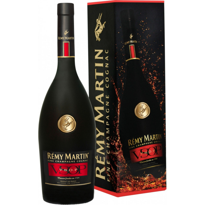 "Коньяк ""Remy Martin"" VSOP, with box, 0.7 л"