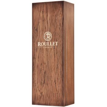 """Коньяк """"Roullet"""" Reserve de Famille, Fins Bois AOC, wooden box, 0.7 л"""