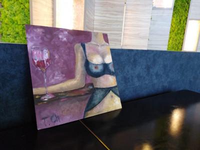 Sexy Art в Bar.Olo 26/06