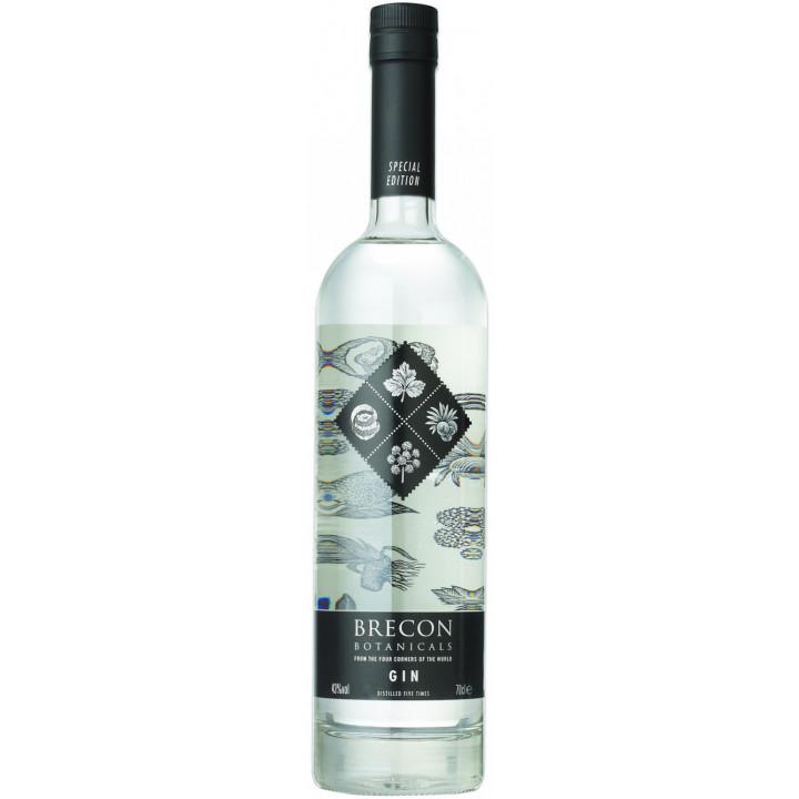 """Джин """"Brecon"""" Botanicals Gin, 0.7 л"""