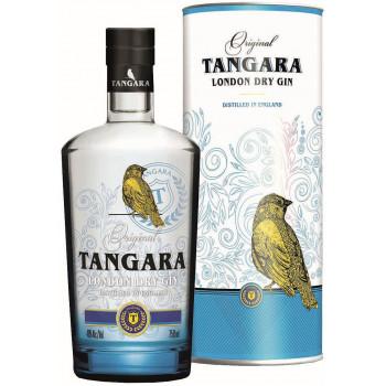 "Джин ""Tangara"" London Dry, gift box, 0.7 л"