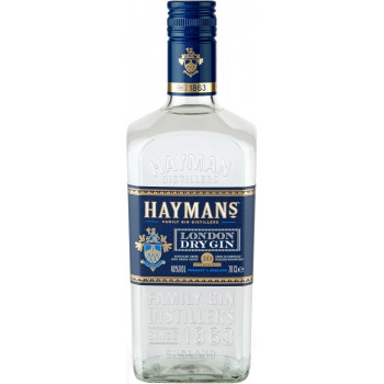 "Джин ""Hayman's"" London Dry Gin, 0.7 л"
