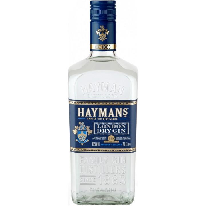 "Джин ""Hayman's"" London Dry Gin, 0.7 л"