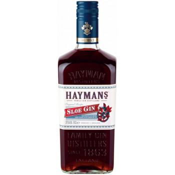 """Джин """"Hayman's"""" Sloe Gin, 0.7 л"""