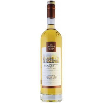 Граппа Mazzetti d'Altavilla, Grappa di Moscato Invecchiata, 0.7 л
