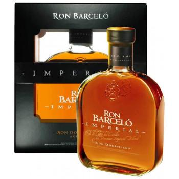 """Ром Ron Barcelo, """"Imperial"""", gift box, 0.7 л"""