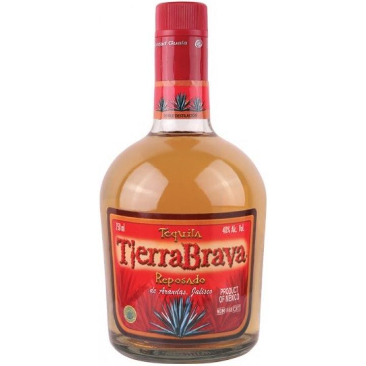 """Текила """"Tierra Brava"""" Reposado, 0.75 л"""