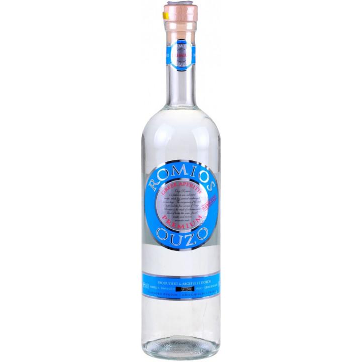 Водка Cavino, Ouzo Romios, 0.7 л