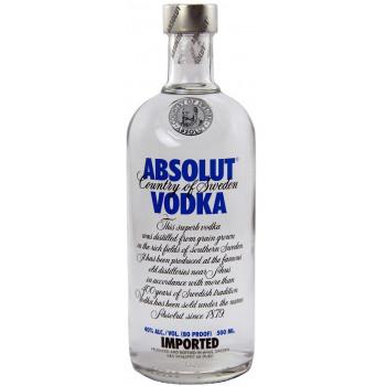 "Водка ""Absolut"", 0.5 л"