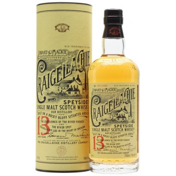 "Виски ""Craigellachie"" 13 Years Old, in tube, 0.7 л"