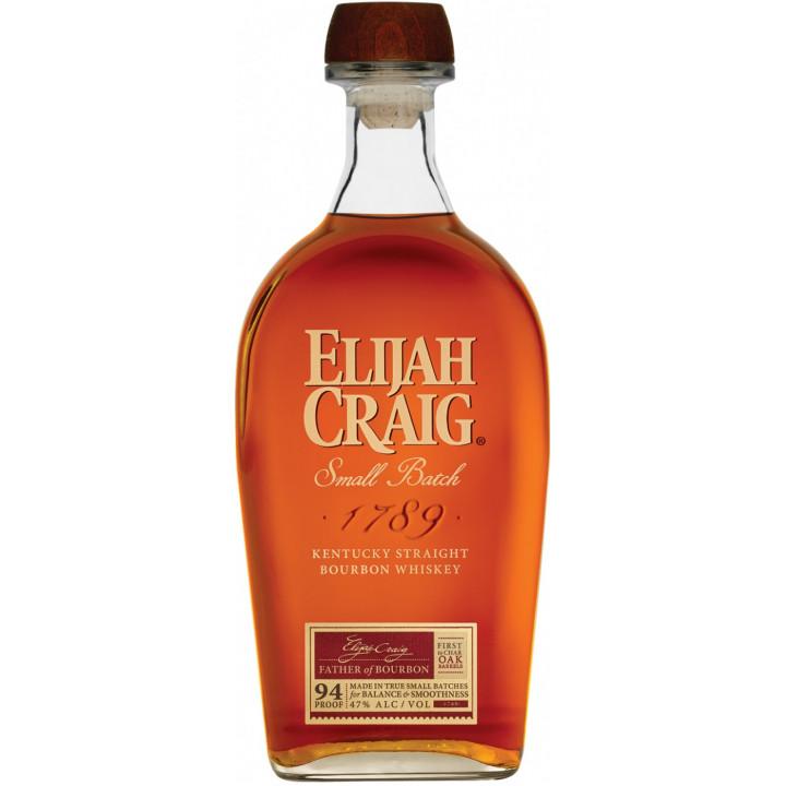 "Виски ""Elijah Craig"" Small Batch, 0.75 л"