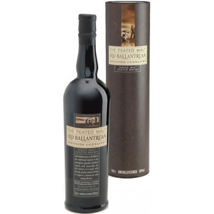 "Виски ""Old Ballantruan"", in tube, 0.7 л"