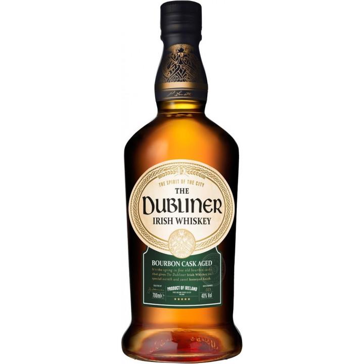 "Виски ""The Dubliner"" Irish Whiskey, 0.7 л"