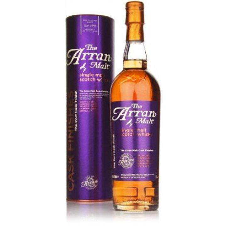 Виски Arran Port Cask Finish, in tube, 0.7 л
