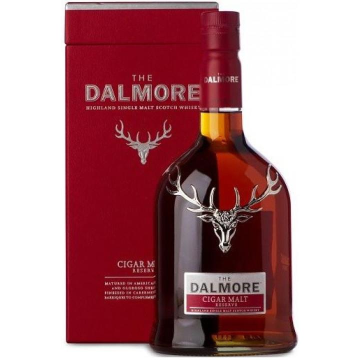 "Виски Dalmore, ""Cigar Malt"" Reserve, gift box, 0.7 л"