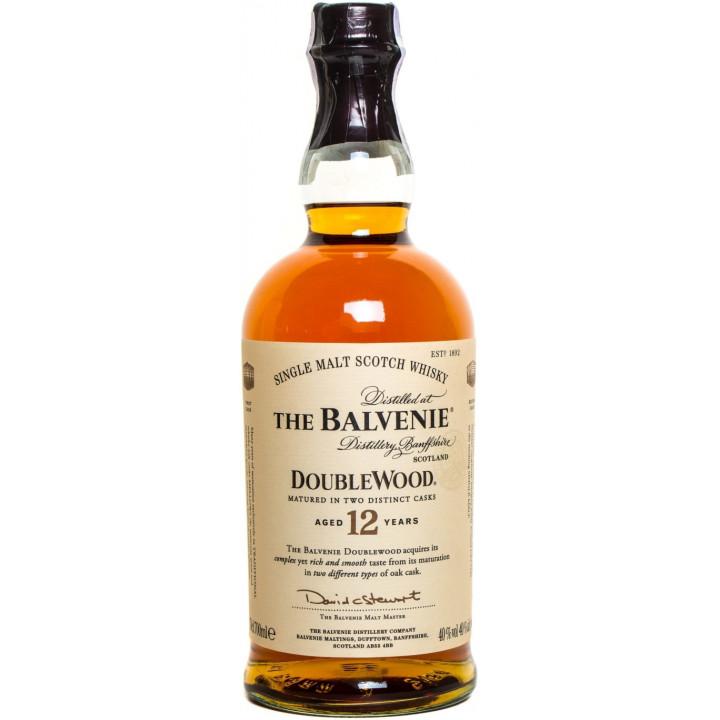 "Виски ""Balvenie"" Doublewood 12 Years Old, 0.7 л"