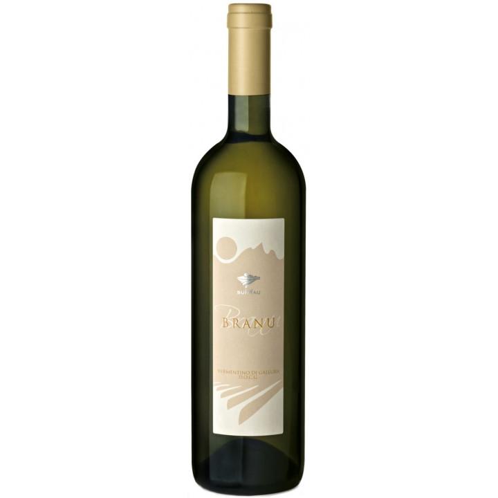"""Вино Surrau, """"Branu"""", Vermentino di Gallura DOCG, 2016"""