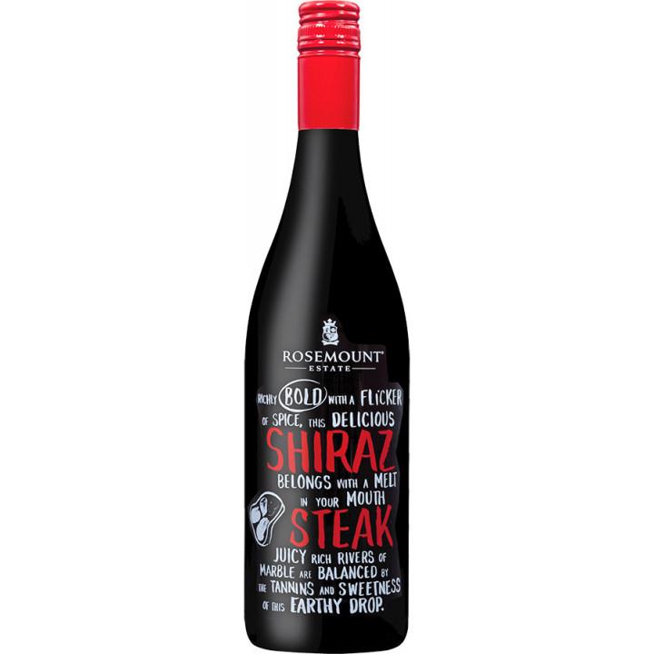 "Вино Rosemount Estate, ""Meal Matcher"" Shiraz 2015"