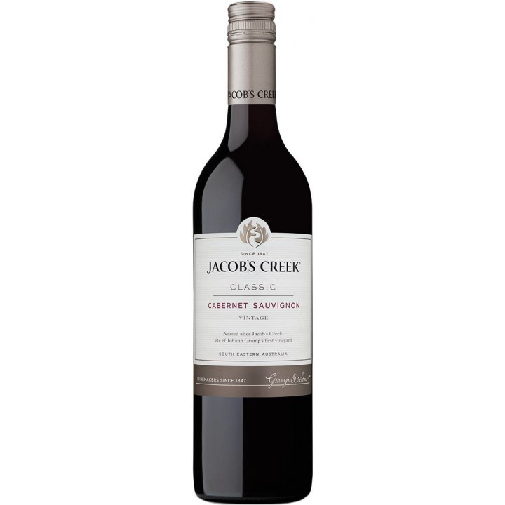 "Вино ""Jacob's Creek"" Cabernet Sauvignon Classic"