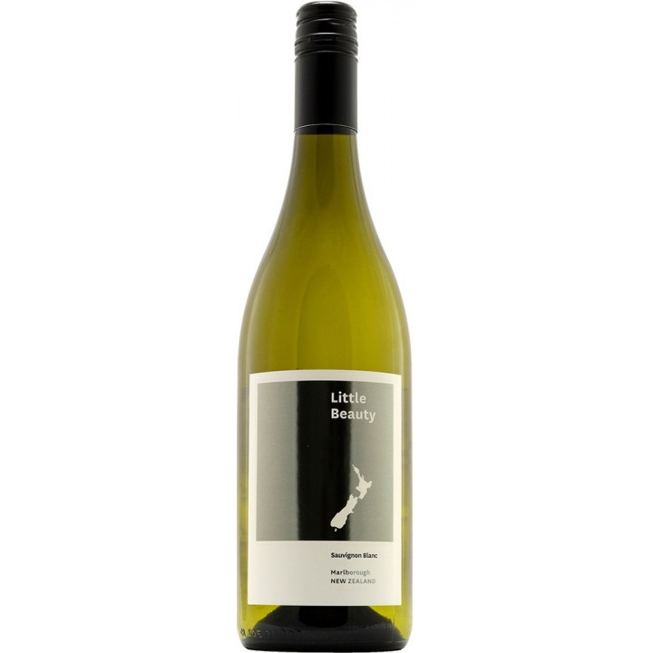"Вино ""Little Beauty"" Sauvignon Blanc, Marlborough, 2016"