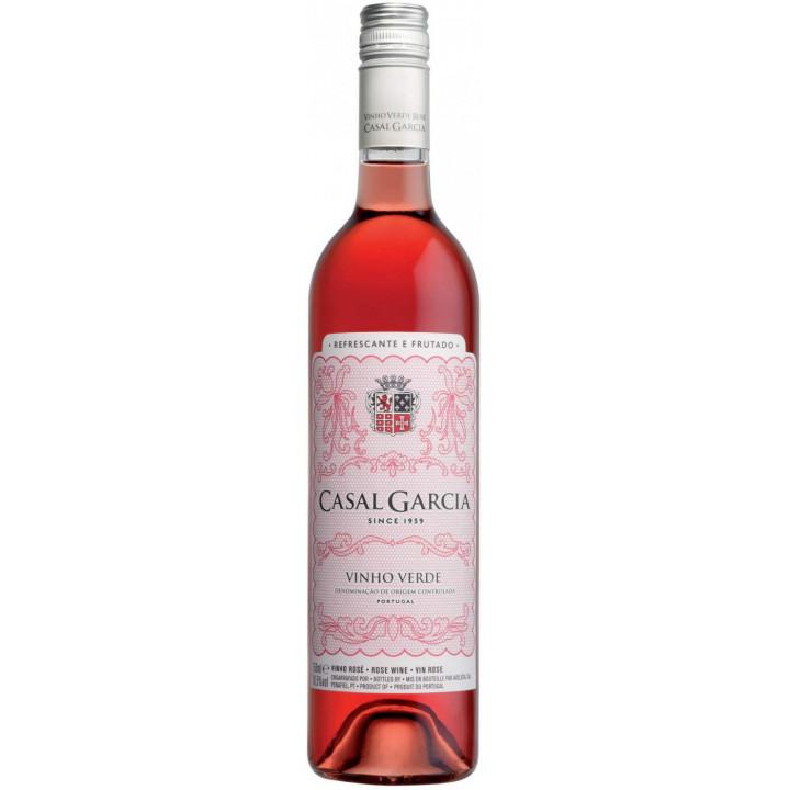 """Вино """"Casal Garcia"""" Rose, Vinho Verde DOC"""