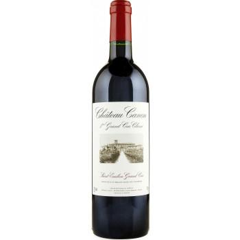 Вино Chateau Canon Saint-Emilion AOC 1er Grand Cru Classe B 2008