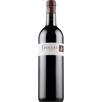 """Вино Chateau Cos d'Estournel, """"Goulee"""", Medoc AOC, 2014"""