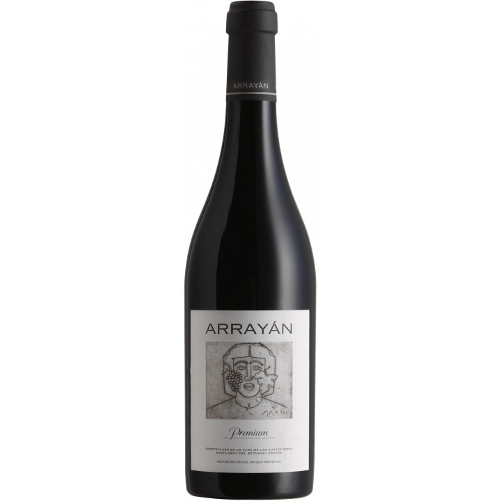 "Вино Arrayan, ""Premium"", Mentrida DO, 2007"