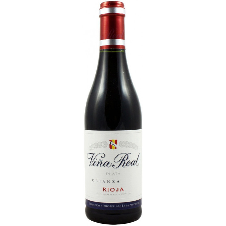 "Вино Vina Real, ""Plata"" Crianza, 2014, 375 мл"