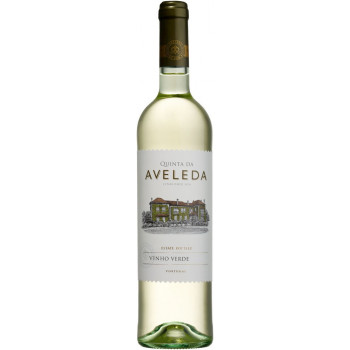 """Вино """"Quinta da Aveleda"""" Branco, Vinho Verde DOC, 2017"""