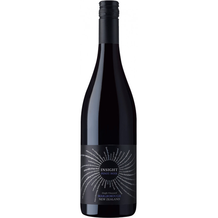 "Вино ""Insight"" Pinot Noir, Marlborough, 2015"