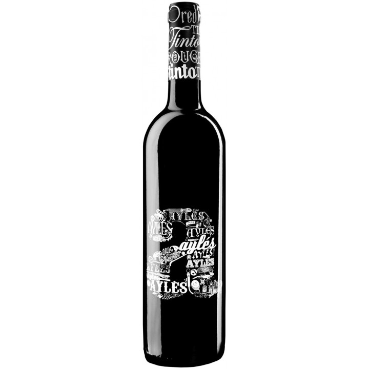 "Вино Ayles, ""A"" de Ayles"" Vino de Pago DO, 2017"