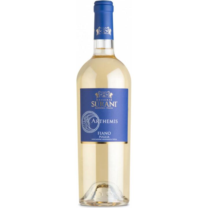 "Вино Surani, ""Arthemis"" Fiano, Puglia IGT, 2016"