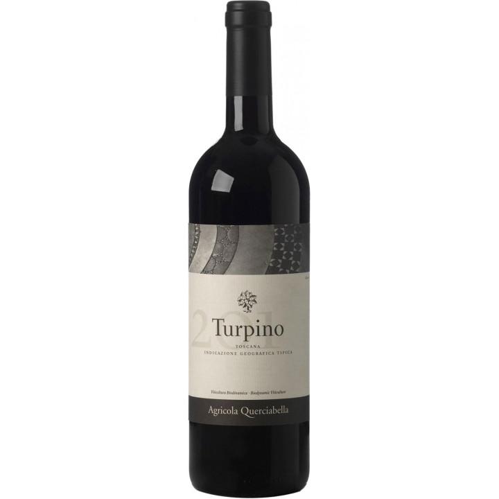 """Вино Querciabella, """"Turpino"""", Toscana IGT, 2011"""